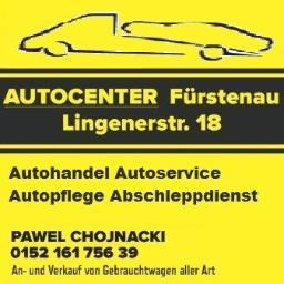 Autocenter Fürstenau - Transport międzynarodowy do 3,5t Fürstenau