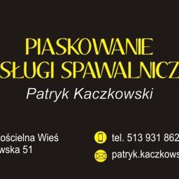 MIG-MAG PATRYK KACZKOWSKI - Spawacz Kościelna wieś