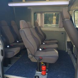 Transport busem Sanok 2