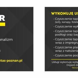 Karcher usługi prania Tomasz Kostka - Pralnia Poznań