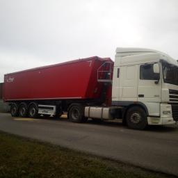 Agro-Staniek - Transport ciężarowy krajowy Koźmin Wielkopolski