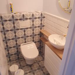 WYKOŃCZENIA WNĘTRZ - Remont łazienki Grodzisk Mazowiecki