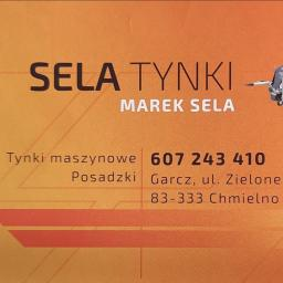Sela Tynki - Płyta karton gips Garcz