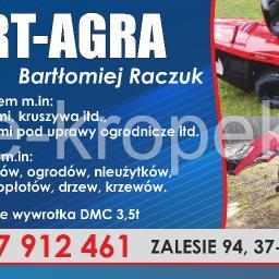 BART-AGRA - Montaż Ogrodzeń Zalesie