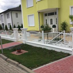 at-met ogrodzenia - Ogrodzenia panelowe Dębno