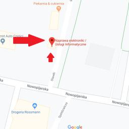 PC KUS Naprawa elektroniki / Usługi informatyczne Łuków ul. Stawki 3C obok PKS (Deptak) Tel: 888-588-943