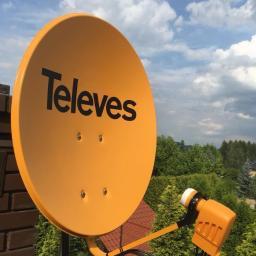 Media-Instal - Montaż Anteny Wieliczka