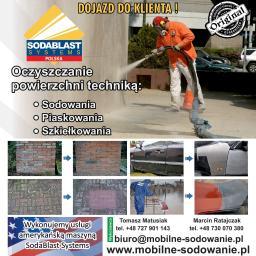 SCHOOL OF BUSINESS MLM TOMASZ MATUSIAK - Piaskowanie Poznań