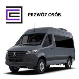 Ergobus Busy Polska Anglia - Transport Bagażowy Międzynarodowy Zamość