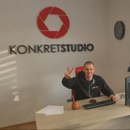 KONKRETSTUDIO.pl - Drukarnia Bolszewo