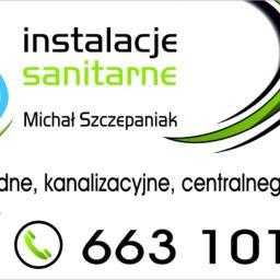 Instalacje Sanitarne Michał Szczepaniak - Usługi Rawicz