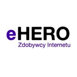 eHero Zdobywcy internetu. - Projektowanie logo Szczecin