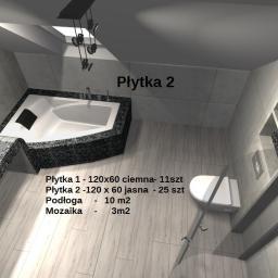 Remont łazienki Proszowice 3