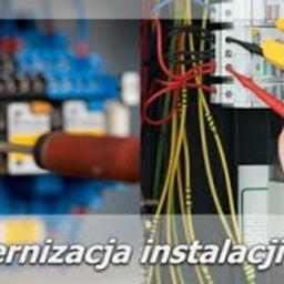 Prace elektromontażowe i kontrolno pomiarowe - Kierownik budowy Gorlice