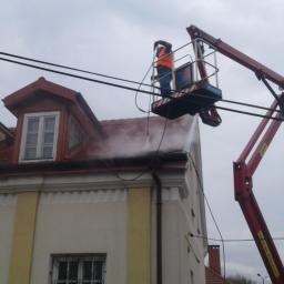 MIKI - Malowanie elewacji Białystok