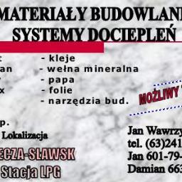 PUH M. WAWRZYNIAK. Materiały budowlane - Kominki Wentylacyjne Sławsk