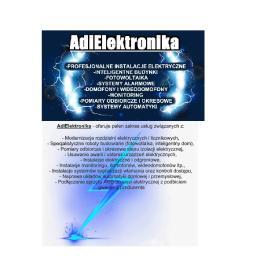 AdiElektronika - Remonty Mieszkań Dąbrowa Górnicza