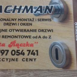 Fachman - Montaż Rolet Poznań