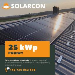 Solarcon sp. z o.o. sp.k - Fotowoltaika Poznań