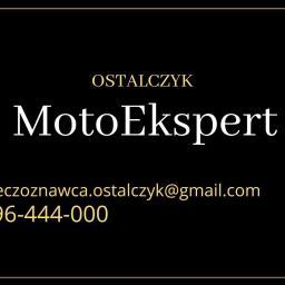 MOTOEKSPERT OSTALCZYK - Biegli i rzeczoznawcy Łódź