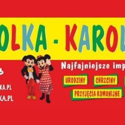 Krejzolka Karolka - Balony z helem Paniówki