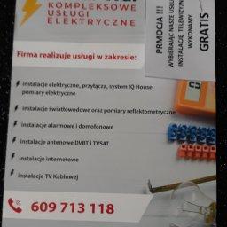 Instal Wal Waldemar Smakulski - Instalacje Elektryczne Bydgoszcz