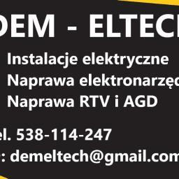 DEM - ELTECH - Firmy budowlane Chodzież