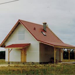 Domy szkieletowe Osiek Mały 1