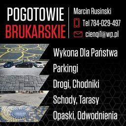 Pogotowie Brukarskie - Układanie kostki granitowej Gdańsk