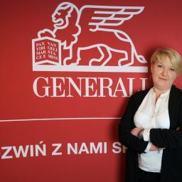 Katarzyna Woszczyk- Generali - Ubezpieczenia na życie Warszawa