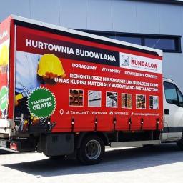 Bungalow hurtownia materiałów budowlanych - Sklep Budowlany Warszawa