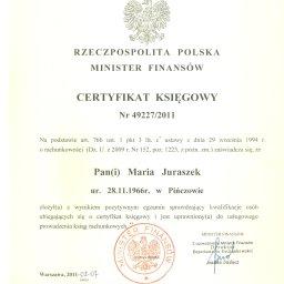 Biuro Rachunkowe MJ PLUS Maria Juraszek - Finanse Wieliczka