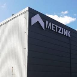 Metzink Pomorze - Obróbki blacharskie Bolesławice