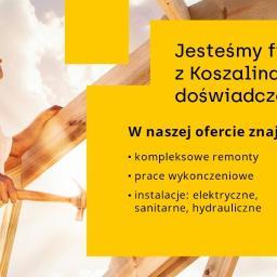 """Budowa Domów - PB """" DARPOL """" Danuta Jędrychowska- Peters - Domy Szkieletowe Pod Klucz Koszalin"""