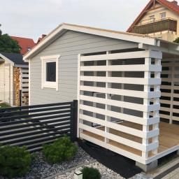Budownictwo Drewniane Klaudia Chrzanowska - Krycie dachów Szczecin