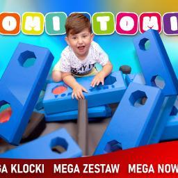 Tomi-Tomi Producent i dystrybutor klocków dla dzieci - Agencje Eventowe Łuków