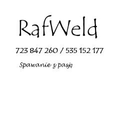 RafWeld - Ślusarz Brzuze