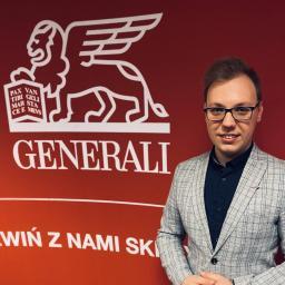Filip Gładki Generali - Ubezpieczenia na życie Warszawa