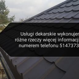 EKODACH - Wymiana Pokrycia Dachowego Radomsko