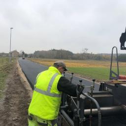 Partnertech Stabiterra - Budowa dróg Białe Błota