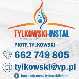 TYLKOWSKI-INSTAL Piotr Tylkowski - Przyłącza Wodociągowe Krasocin