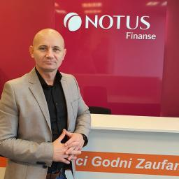 NOTUS Finanse Maciej Bożuchowski Ekspert Finansowy - Kredyt hipoteczny Konin