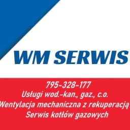WM SERWIS - Podłączenie Kuchenki Gazowej Szówsko