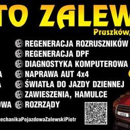 Elektromechanika Pojazdowa - Elektryk samochodowy Pruszków
