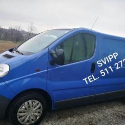 SVIPP - Firma transportowa Podgłębokie