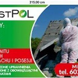 Azbestpol Michał Palaczyk - Przetwarzanie odpadów Kalej