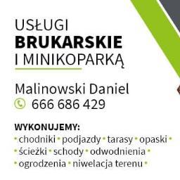 Daniel malinowski - Ekipa budowlana Ujsoły