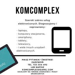 KOMcomplex - Serwis RTV Chorzów