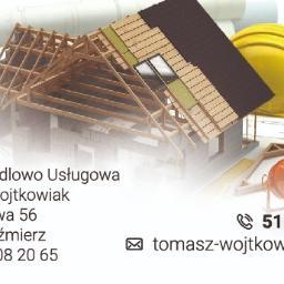 Firma Handlowa Usługowa Tomasz Wojtkowiak - Elewacje Domów Kaźmierz