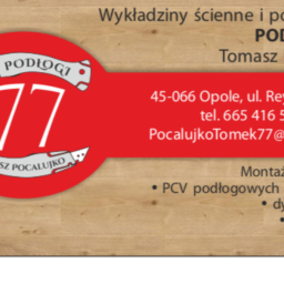 Podłogi 77 - Układanie Wykładziny Dywanowej Opole